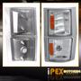 Kit Lanterna Pisca Seta Gm Silverado E Grandblazer 4 Peças