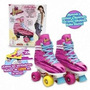 Soy Luna Patines Magic Makers Bota Semirigida Mym Sl-901