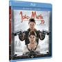 Blu-ray 3d João E Maria - Caçadores De Bruxas-original Luva
