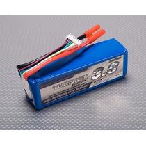 Lipo Bateria 3000 Mah 6s 20c Turnigy Trex Hk Walkera 500