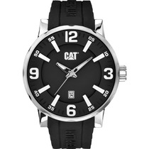 Cat Watches Bold 46 46mm Indicador Resa Nj14121132 Diego Vez