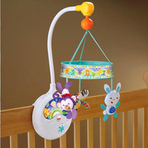 Fisher Price Móvil Musical Con Proyector
