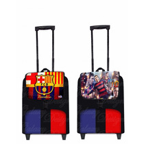 Wwe Barcelona Madrid Maleta Morral Escolar Niños Regalo