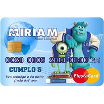 Invitaciones Tipo Tarjeta De Credito