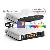 Modem Roteador Wifi Technicolor Td 5130 V2 Oi Velox