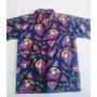 Pijama Camisa De Niño Superman Importada