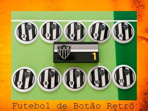 68a82e369e atlético mineiro - futebol de botão estilo brianezi. Carregando zoom.