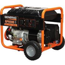 Generac 5940 Gp6500 6500 Watt Generador Portátil De Gas Powe