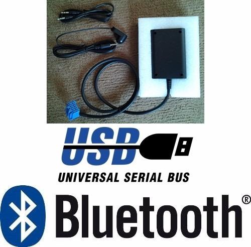 Auxiliar Manos Libre Bluetooth Usb Acura Mdx Año A - 2004 acura mdx bluetooth