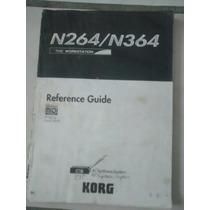 Korg N364 Manual En Ingles