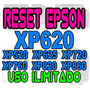 Reset Almohadillas Epson Xp520 Xp620 Xp820 Xp860 Ilimitado