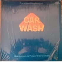 Álbum Doble De La Película Car Wash Apenas Abierto