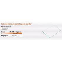 Cristal Claro Bylack Para Careta De Soldar. Caja 100 Pz
