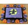 Hallowen Torta Decorada Por Kg