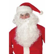 Peluca Y Barba De Santa Claus,unitalla. Envio Gratis