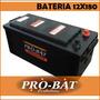 Bateria 12x180 Para Camion Colectivo Camioneta Maquina Y Mas