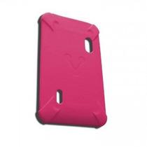 La Mas Barata Funda Tablet Vorago Tc-124 Rosa Goma 7