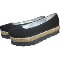 Calzados Zapatos Balerina Nueva Moda Yute Nena O Mujer