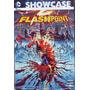 Comic Showcase Flashpoint Nuevo Sellado Televisa Español New