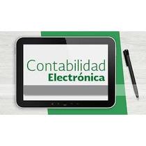 Contabilidad Electrónica Para Empresas 50% De Descuento