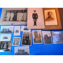 El Arcon Lote De 25 Fotos De Militares 1950- 1955 15041