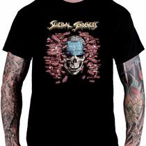 Camiseta Suicidal Tendencies - 13 (preta)