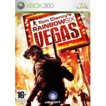 Codigo Rainbow Six Vegas Xbox 360 - Envio Al Instante