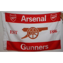 Banderas Club Arsenal 150x90cm Football Europeo Londres