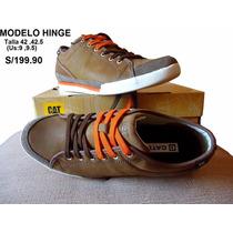 Zapatillas Zapatos Cat Caterpillar Jet 100% Originales