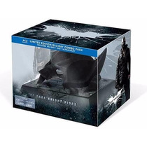 The Dark Knight Rises Bluray Limited Edition Bat Cowl Gift