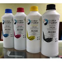 Tinta Colormake Epson 1 Litro Cmep-290 Para Recarga Sellada