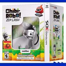 Chibi-robo! Zip Lash + Kit Psp + Star Fox + Arcade 200 Jogos