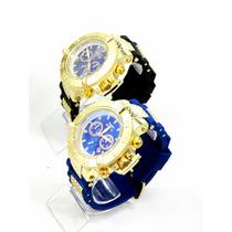 Kit Com 2 Relógios Subaqua Noma 3 Iii 4 Cores Todo Funcional