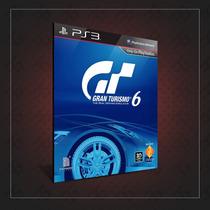 Gran Turismo 6 - Mídia Digital -playstation 3