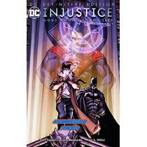 Dc Comics Batman Injustice Año 3 Vol 1 Definitive Edition