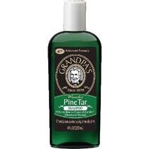 Shampoo Jabón Del Abuelo Champú De Alquitrán De Pino, A 8 O