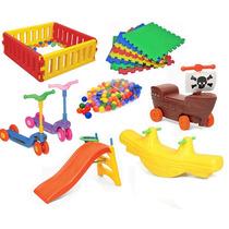 Combo Plaza Blanda 7 Productos - Arma Tu Plaza Blanda !!