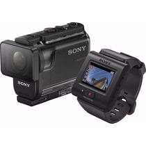 Filmadora Sony Action Cam Hdr-as50r C/ Controle Live-view
