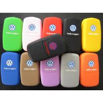 Volkswagen Capa Chave Canivete Silicone Gol Jetta Polo Fox