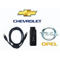 Op-com Scanner Programador Opel Chevrolet