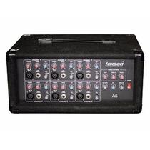 Consola Potenciada 6 Canales A-6 Lexsen
