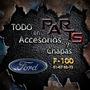 Porton 68/73 Ford F-100 Y Mas...