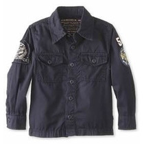 Camisa Alpha Industries De Ninos Patterson