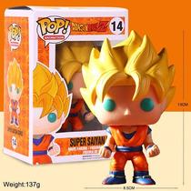 Goku Funko Pop Original Dragon Ball Saiyayin Envío Gratis