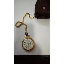Reloj De Bolsillo Elgin Envio + Regalos Ferrocarrilero
