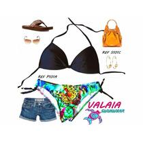 Traje De Baño Bikinis Moda Mujeres Niñas Lycra Ropa Playera