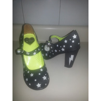 Tacones Doble Topping Chocolaticas Hot Chocolate Talla 37