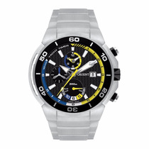 Relógio Orient Yatch Timer Scuba 300m Titanium Mbttc007
