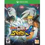 Naruto Shippuden Ultimate Ninja Storm 4 Xbox One Nuevo Dlc´s
