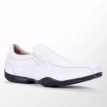 Zapato Nautico Stone Cuero Slack (1414)